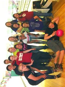 FCC Youth Bowling Party